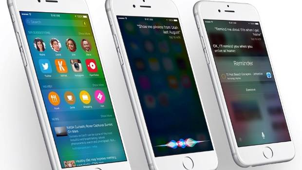 Apple has made some small but marked improvements to its mobile operating system.