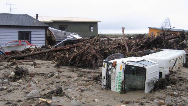 The 2005 flooding of Matata in the Bay of Plenty inspired research examining Maori oral histories for warnings of ...