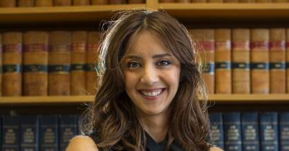 Golriz Ghahraman, an Auckland based barrister who came from Iran in 1990 is aiming to be New Zealand's first refugee MP.