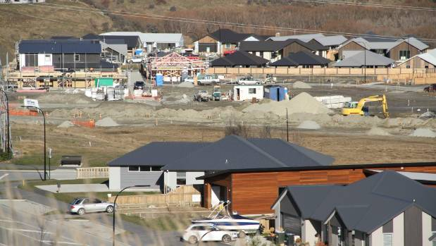 Hundreds of new homes are being built in Shotover Country and other subdivisions in Queenstown in an effort to alleviate ...