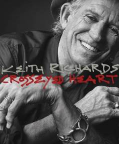 Keith Richards' Crosseyed Heart is out on September 18.