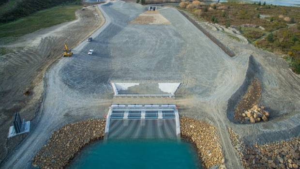 The work by Central Plains Water and its contractors on stage one of the scheme has been recognised with a Champion ...