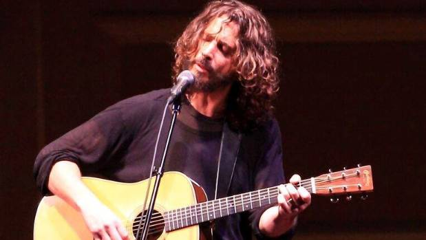 Grunge rock icon Chris Cornell dies at 52