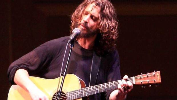 Chris Cornell fans hold vigil outside Detroit concert venue