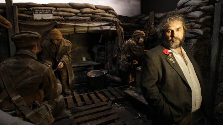 Peter Jackson's Great War trench exhibition delayed | Stuff