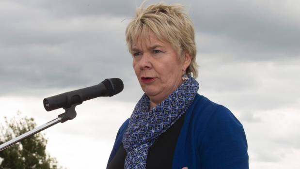 Associate Minister for Canterbury Earthquake Recovery Nicky Wagner says the transitional movement influenced the ...