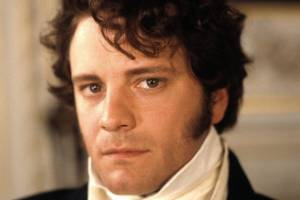 Colin Firth playing Mr. Fitzwilliam Darcy, the ultimate Englishman.