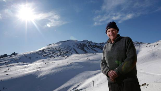 Mt Dobson owner-operator Peter Foote is looking to finish running the skifield after 36 years.