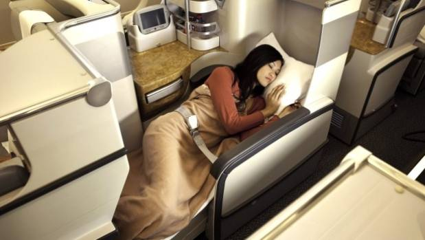 The secret to getting a cheap flight upgrade