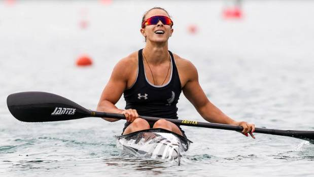 Lisa Carrington won't care if her double world title win doesn't earn a Halberg award this year.