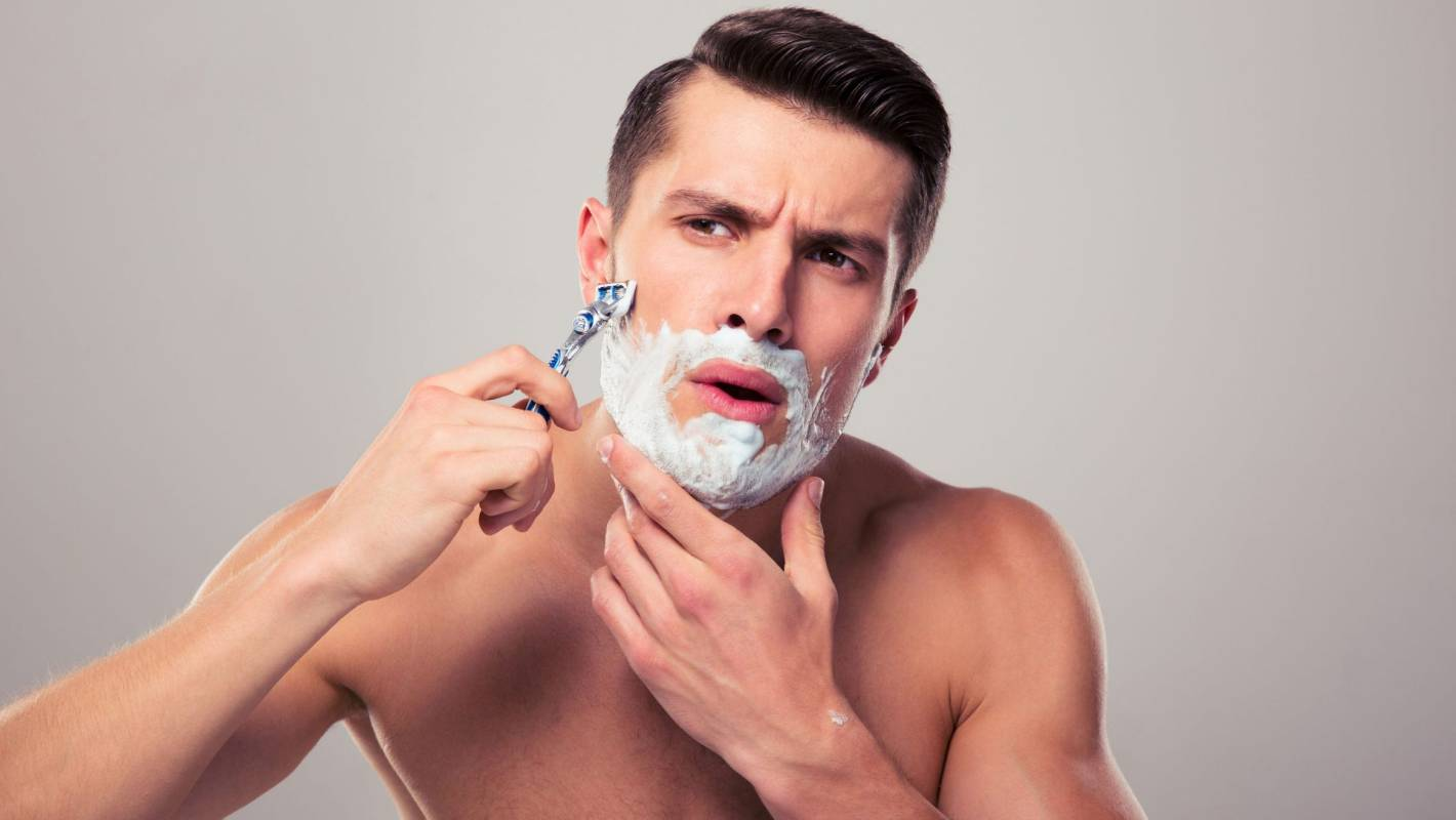 When mens grooming goes below the belt   Stuff.co.nz