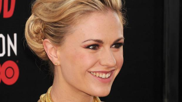 Anna Paquin can add another accolade to her CV - newsroom favourite.