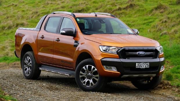ford ranger picks up new tricks for 2016 | stuff.co.nz