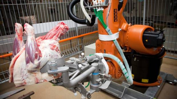 Robot technology 'game-changer' for meat company   Stuff.co.nz