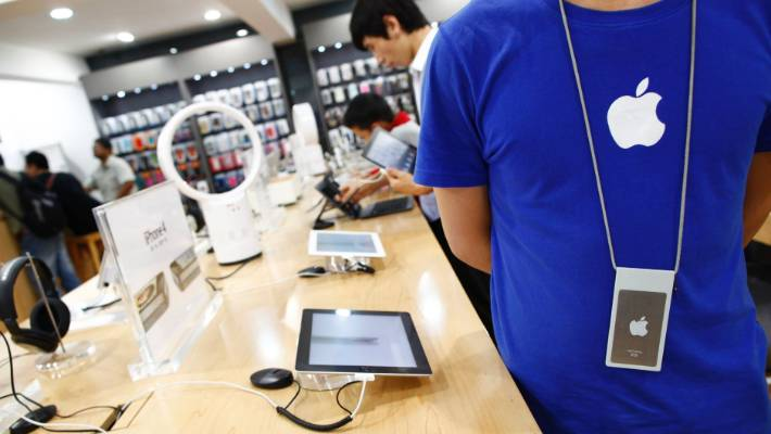 China's 'fake' Apple stores thrive ahead of new iPhone