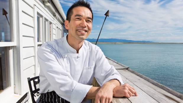Takeshi Nagahama, head chef at the Boat Shed Cafe is leaving to start his own restaurant, Restaurant La Capilla in Appleby.