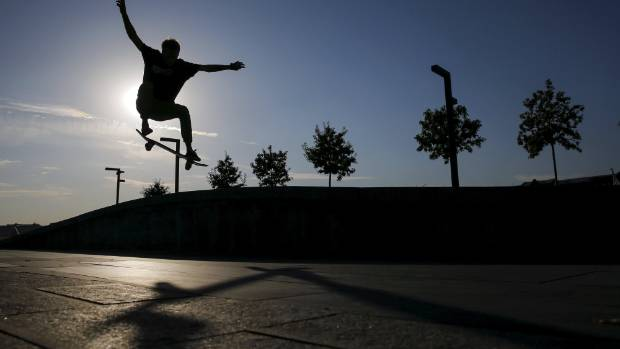a1aaf14a370579 Skateboarding can teach parents how to be better fans of kids  sport ...