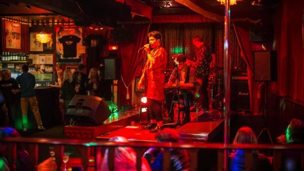 Viva las vegas legendary k rd strip club closes after 53 years the stage at las vegas strip club aloadofball Gallery