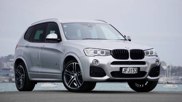 bmw x3 gets over the top oomph. Black Bedroom Furniture Sets. Home Design Ideas