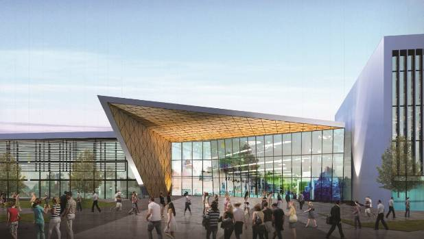 Otakaro will also oversee the construction of the Metro Sports Facility.