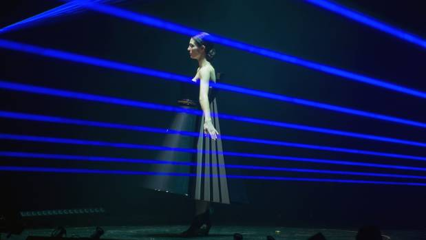 Judge Dame Suzie Moncreiff said the stage lighting hepled bring Nelson designer Peter Wakeman's World of WearableArt's ...