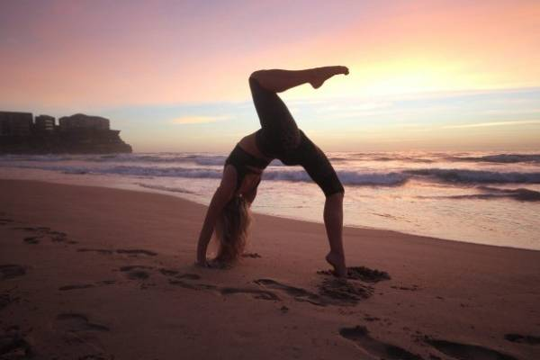 "Amy Widdis wanted to create ""something different, something extra juicy"" so decided to launch YOGA+ packages offering ..."
