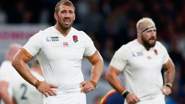 """We wanted to go for the win,"" said Chris Robshaw."