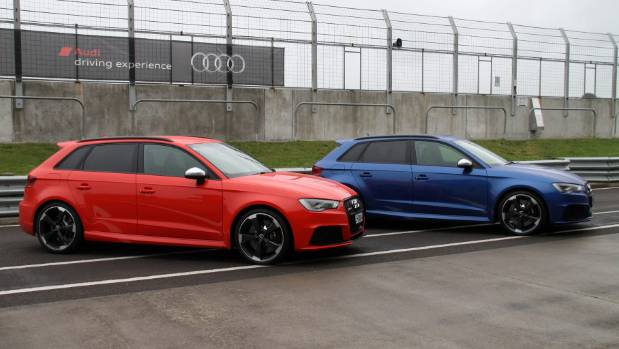 Audi RS3 ready to rumble | Stuff.co.nz