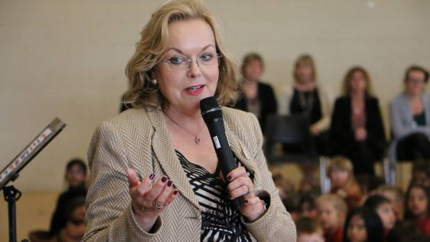 Judith Collins, Corrections Minsiter, says all maximum security male prisoners are moved to Paremoremo.