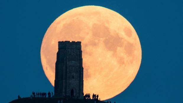 Biggest Supermoon In A Lifetime On November 13, 2016