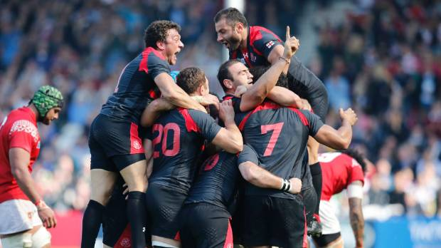Georgia's opening round upset win over Tonga has them well-placed to qualify automatically for the next World Cup and ...
