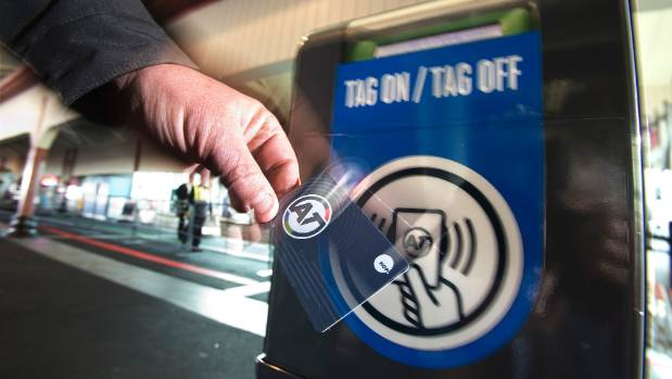 Takanini passengers were slugged penalties on Thursday because both HOP card machines were out of order at the platform.