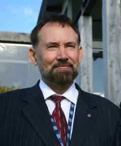Professor Sergei Gulyaev, director of AUT's IRASR and head of the Warkworth Observatory.