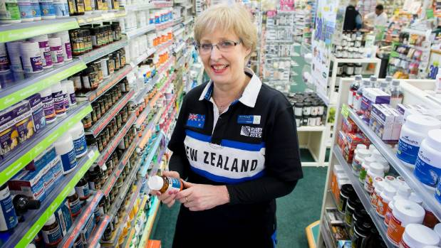 Ann Privett, partner at the Unichem Pharmacy in Miramar, Wellington, believes complementary medicines have a place in ...