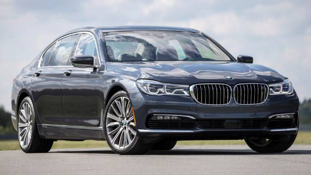 BMW 7 Series Chosen By Government Looks Low Key But Has High Tech