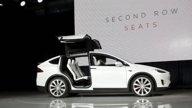 Tesla Delivers First Model X Suvs Stuff Co Nz