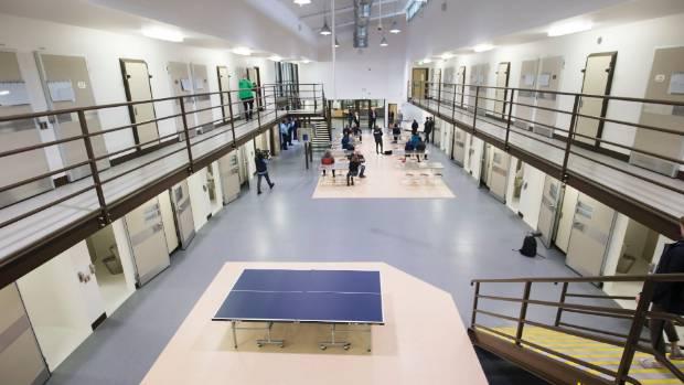 Police are investigating allegations of rape at the Serco-run prison in Wiri.