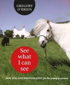 Gregory O'Brien's latest book See What I Can See: New Zealand Photography for the Young and Curious.