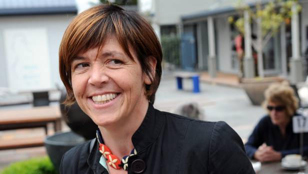 Green Party women's affairs spokeswoman Jan Logie.