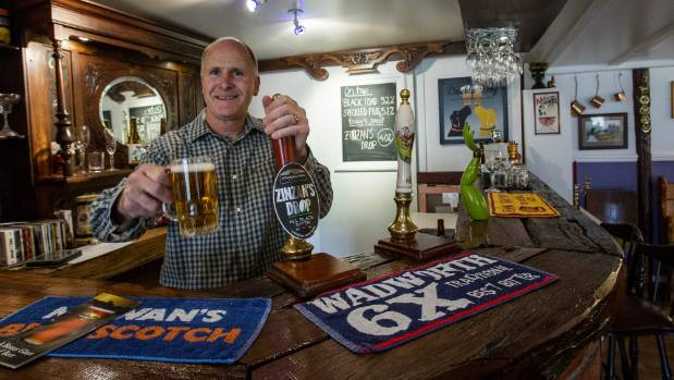Man Cave Nz Kerikeri : Maloney s man cave a pub to make one weep for england