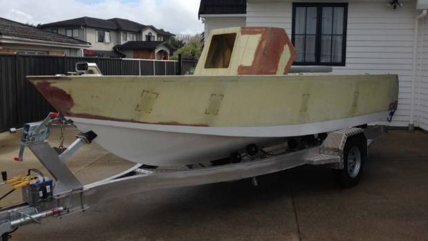 Building my own rigid inflatable boat | Stuff.co.nz