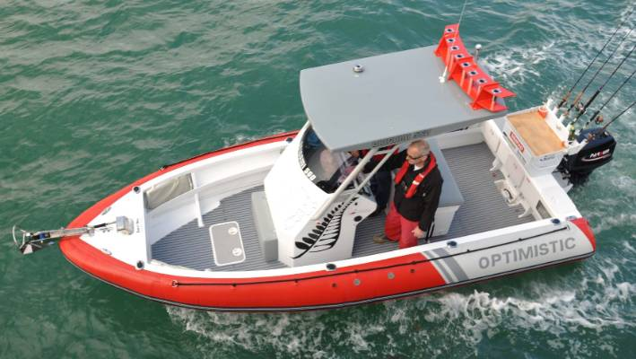 Building my own rigid inflatable boat | Stuff co nz