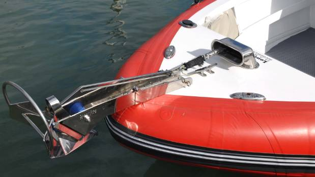 Building My Own Rigid Inflatable Boat Stuff Co Nz