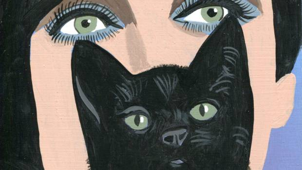 "Is the popular conception of a single woman finally shaking free of the ""crazy cat lady"" stereotype?"