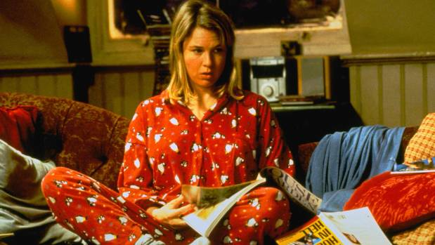 The character Bridget Jones, played in the films by Renee Zellweger, came to personify the single woman pathetically ...