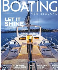 Boating NZ magazine is on sale now.