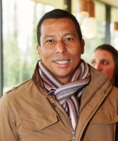 Cloudy Bay estate director Ian Morden.