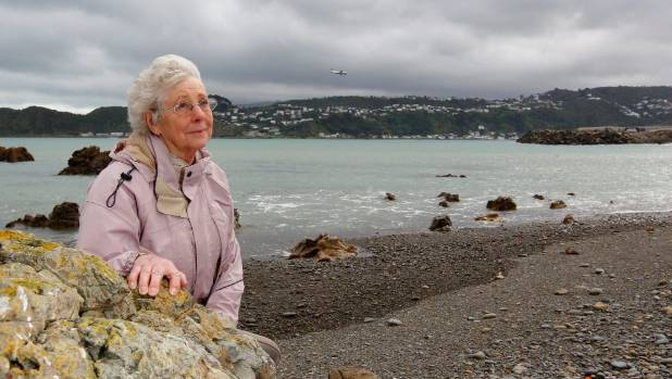 Marlene Mulholland says the value of Wellington Airport's offer to buy her home and pay a $10k sweetner is small ...