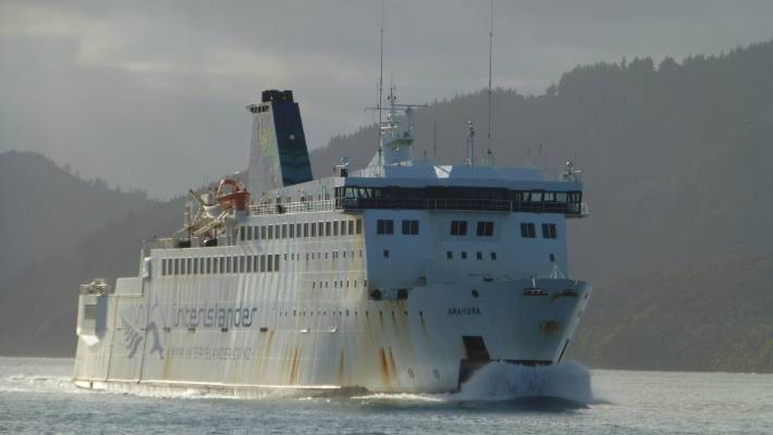 Overseas buyer snaps up ex-Interislander ferry Arahura | Stuff co nz