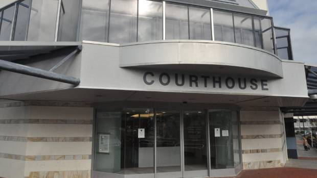 Lawyer Philip Ross had a good excuse for turning up late to Napier District Court.
